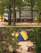 Bryce Canyon Area RV Hookups and Campsites