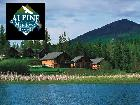 Clearwater Accommodations Highly Rated Alpine Meadows Resort, BC Canada